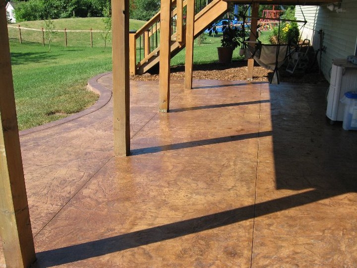 1000 images about landscaping ideas on pinterest for How to clean outdoor stained concrete